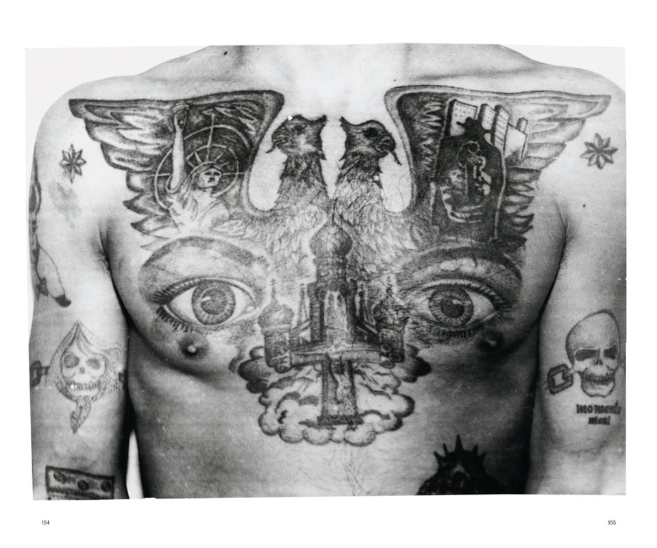 russian mafia tattoo