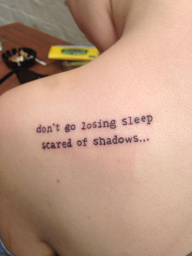 back tattoo quotes